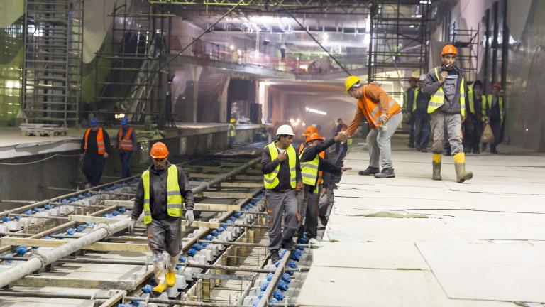 НСИ: Разходите на бизнеса за труд растат с 9%