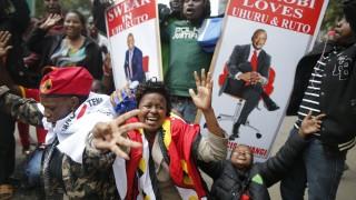Върховният съд на Кения потвърди победата на Кениата на президентския вот