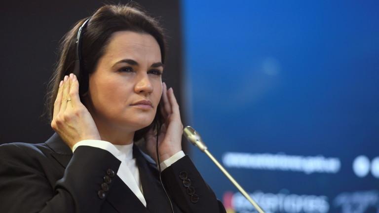 """Литва отказа да екстрадира Тихановская: """"По-скоро адът ще замръзне"""""""