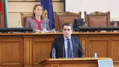Асен Василев: За да участвам в кабинет, ми трябва свобода, не обичам телефонни обаждания