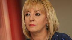 Манолова е обичана от народа и няма защо да е охранявана, убедена Менда Стоянова