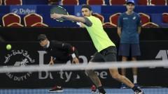 Първата голяма изненада на Sofia Open 2019 е факт, Даниел Брандс елиминира Николоз Басилашвили