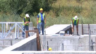Новата пречиствателна станция в Раднево е готова