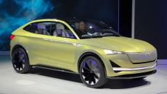 Skoda пуска на пазара еко коли до три години