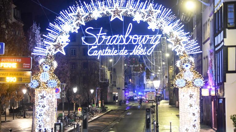 Не се проверявало за оръжие на коледния базар в Страсбург