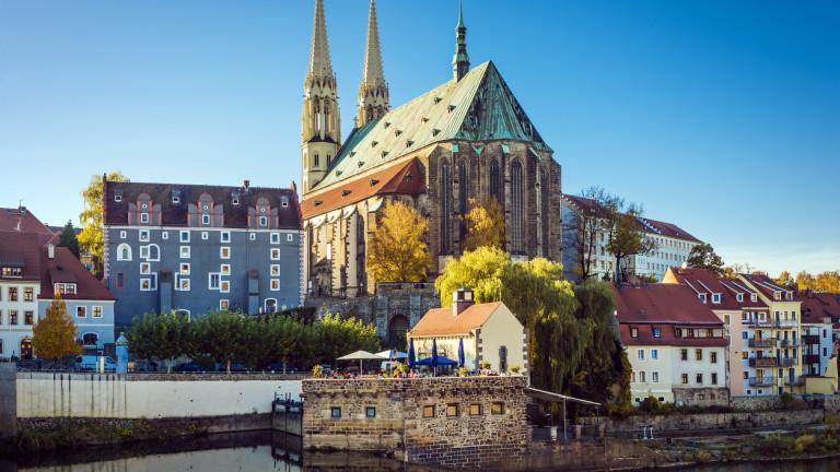 Миналата година Ева Боденмюлер прочита за град в източна Германия,