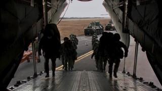 Руските миротворци пристигнаха в арменския град Горис