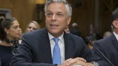 Сенатът одобри Джон Хънтсман за нов посланик на САЩ в Русия