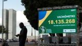COVID-19: Бразилия се приближава към рекордни 4000 жертви на денонощие