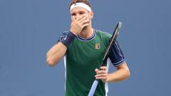 Григор Димитров се срина в световната ранглиста