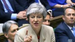 Мей иска ново отлагане на Брекзит