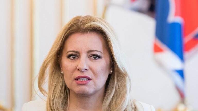 Президентът на Словакия под карантина