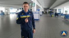 Алекс Боримиров вече е при Левски