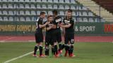 Емил Мартинов, Иван Минчев и Стефан Велев пред разделя със Славия
