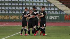 Славия спечели гостуването си на Дунав (Русе) с 1:0