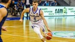 Евгени Хаджирусев пред ТОПСПОРТ: В баскетбола трябва характер и постоянство