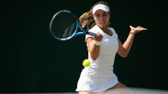 Виктория Томова не можа да влезе в основната схема в Будапеща