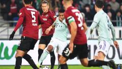 Байерн (Мюнхен) победи Хановер 96 с 4:0