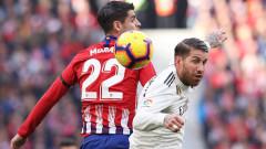 Алваро Мората уверен: Гризман ще остане в Атлетико (Мадрид)