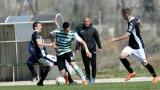Черно море U17 победи Славия U17 с 2:0
