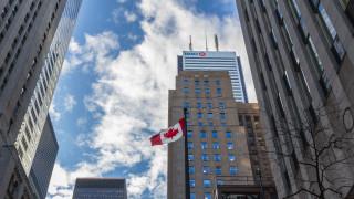 Рискът от банкова криза е най-голям в Канада и Китай