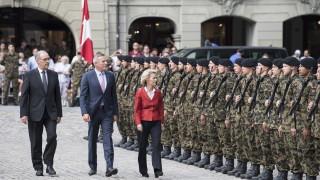 Австрия предлага военна помощ на ЕС за засилване на граничния контрол