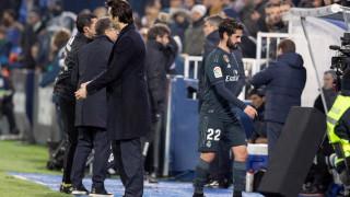 Иско се извини на всички свои съотборници в Реал (Мадрид)