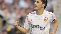 Реал (Мадрид) се отказва от Давид Вия