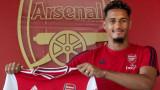 Арсенал прати защитник под наем във Франция