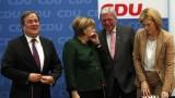 В Германия очакват евентуални преговори за коалиция със социалдемократите през 2018 г.