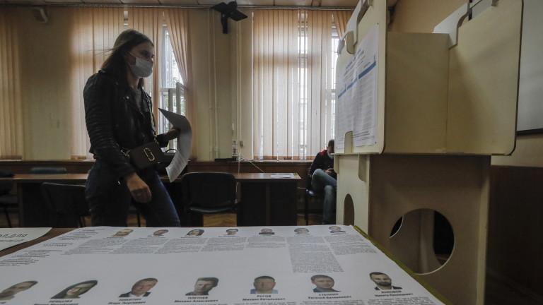 В Русия днес протичат над 9000 вида избори (избирателни кампании