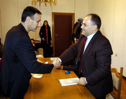 СЕК и КЗП подписаха споразумение за сътрудничество