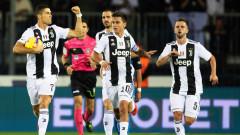Роналдо: Сложихме успешен край на една трудна седмица