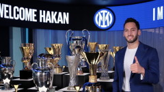 Чалханоглу обясни защо е заменил Милан с Интер
