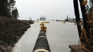 Германия отказва да блокира Северен поток-2