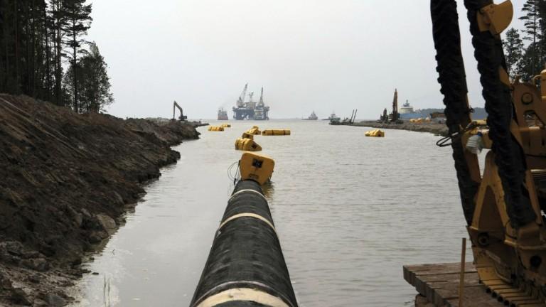 """САЩ плашат със санкции западните компании, инвестирали в """"Северен поток-2"""""""