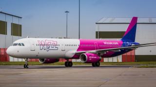 Wizz Air отменя днешните полети между Варна и Лондон