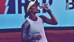 Елица Костова с първо поражение на демонстративния турнир в Тампа