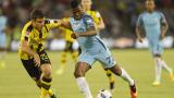 Дузпите дариха Гуардиола с първа победа като мениджър на Сити