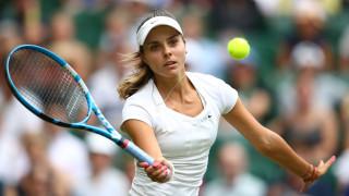 Вики Томова пропуска US Open заради кошмарна загуба от германка