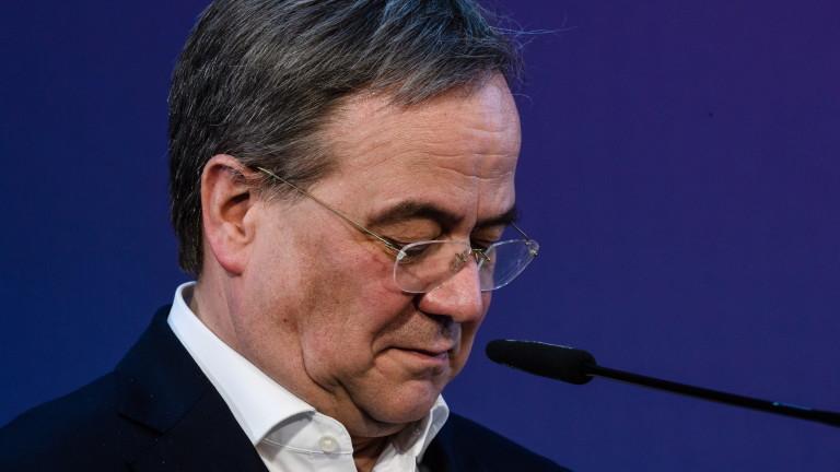 Председателят на Християндемократическия съюз (ХДС) Армин Лашет си осигури подкрепата