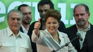 Дилма Русеф: Ще сме готови за Мондиал 2014