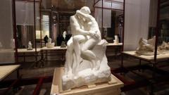 Сто рисунки и склуптури на Огюст Роден идват в София