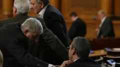 БДЦ отказа да подкрепя вот на недоверие срещу кабинета