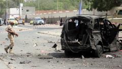 Взрив удари военен парад в Йемен