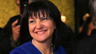 Караянчева вече не вижда млади хора на протестите - ГЕРБ отговорили на исканията им
