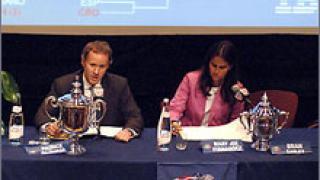Пиронкова започва срещу американка на US Open