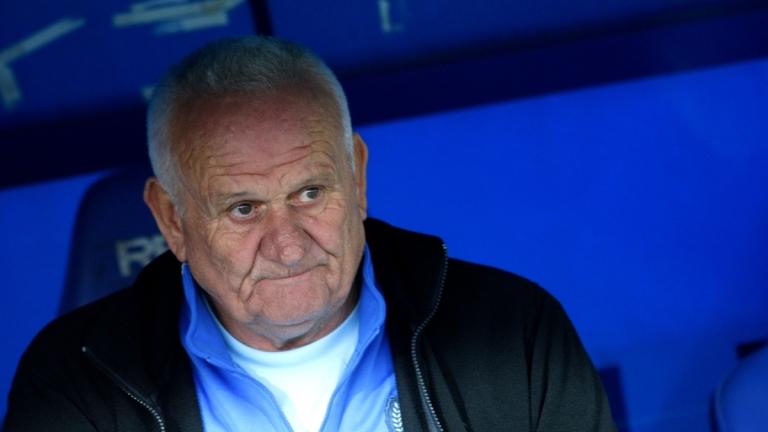 Люпко Петрович: Чест е, че съм работил в Левски, Спас Русев отказваше да приеме оставката ми