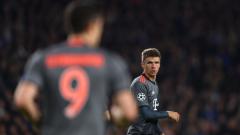 Томас Мюлер: Мачът срещу Челси беше много интензивен и пълен с адреналин