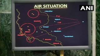 Индия показва радарно изображение за сваления пакистански F-16